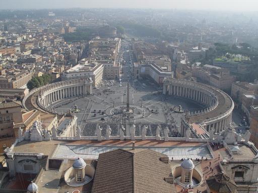 ITÁLIE - Řím , Vatikán